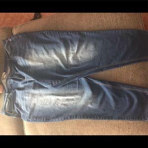 Cato size 28w skinny jean